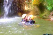 Máxima Aventura - Barranco acuático regalo