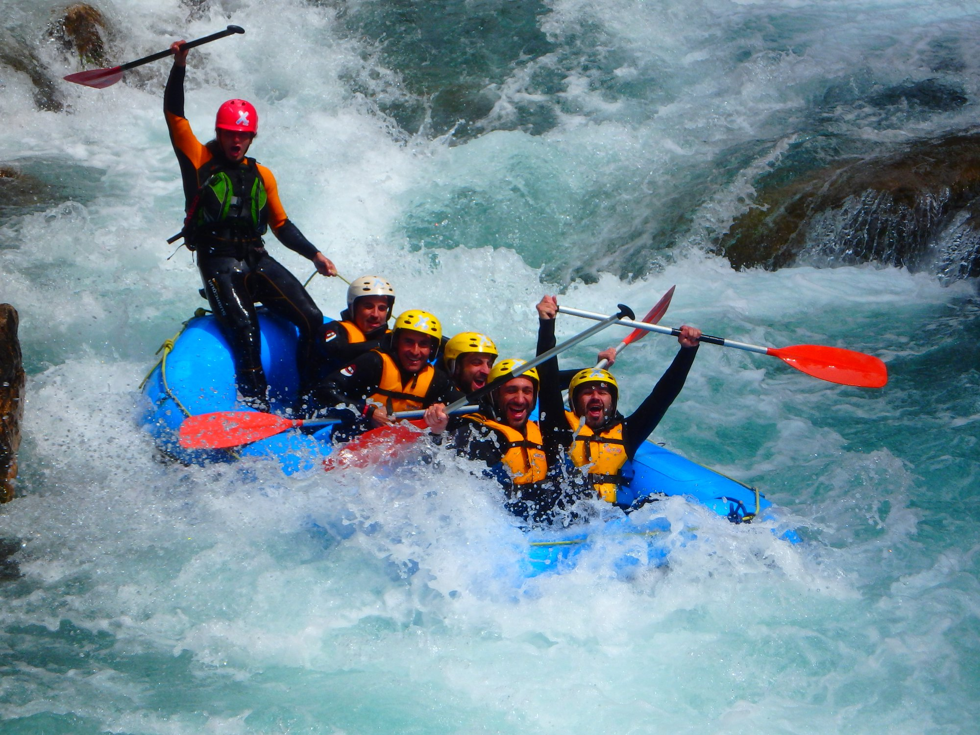 Rafting montanejos