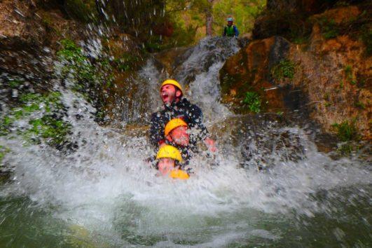 Maxima Aventura - Barranco de Amanaderos