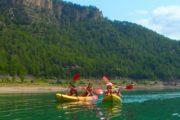 Kayak en Montanejos - Lago