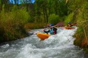 Máxima Aventura - Kayak aguas bravas