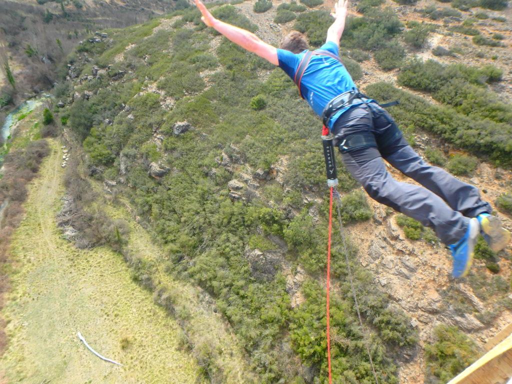Bungee Jumping Albentosa - Valencia