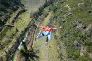 Máxima Aventura - Puenting salto pendular