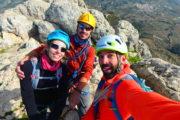 Máxima Aventura - Escalada de crestas