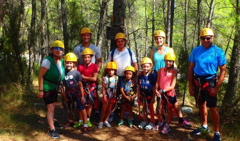 Maxima Aventura - Viajes Escolares en Montanejos